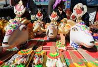 Celebrating Tibetan New Year  » Click to zoom ->