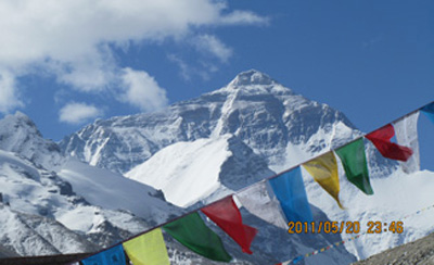 Top 4:4 days Tibet EBC Group Tour on Wed. and Sat.