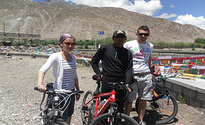 1 Day Tour on Bike to see Drepung+Sera Monastery
