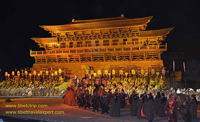 1 Night Princess Wencheng Cultural Show